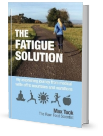 The Fatigue Solution Book Cover